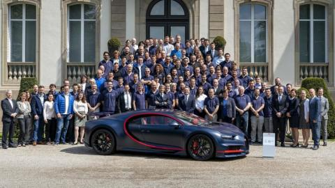 Video: pisiasjad, mis annavad Bugatti Chironile tema kiiruse