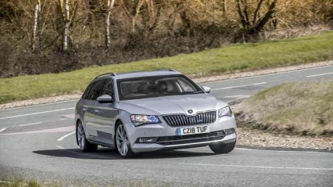 Soomustatud Škoda Superb maksab 135 000 eurot