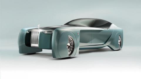 Rolls-Royce'i disainijuht pani ameti maha