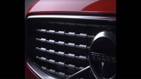 Volvo saatis välja S60 tiiseri
