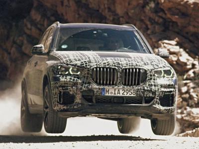 BMW peaks sügisel näitama uut mudelit