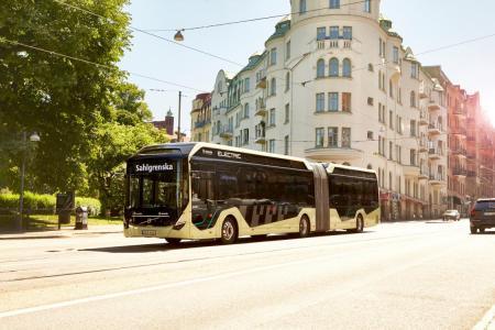 Göteborgis alustavad tööd Volvo elektrilised liigenbussid