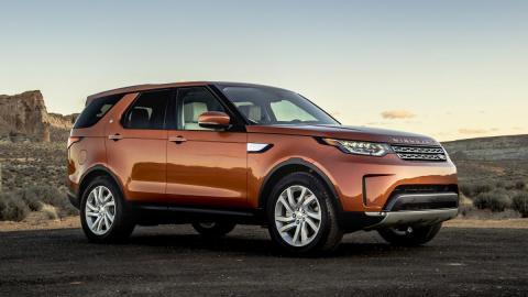 Jaguar Land Rover säästab Discovery tootmisega hulga raha