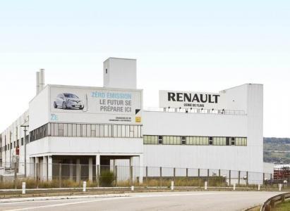 Renault panustab elektriautode Prantsusmaal tootmisele