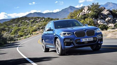 Fotod: uuendatud BMW-d, mis Euroopas suvel müügile tulevad