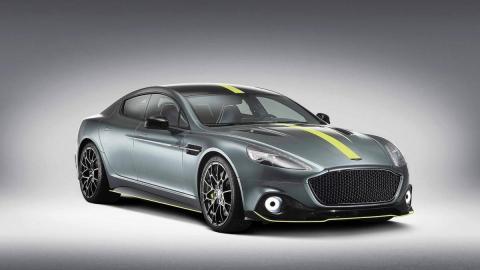 Aston Martin tuunis Rapide'it