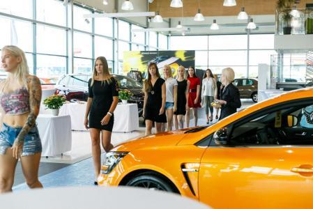 Renault Megane R.S. keset moodi