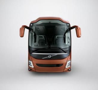Volvo Buses tutvustas uhiuut bussiseeriat