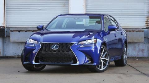 Lexus IS-i ja GS-i tulevik on lahtine