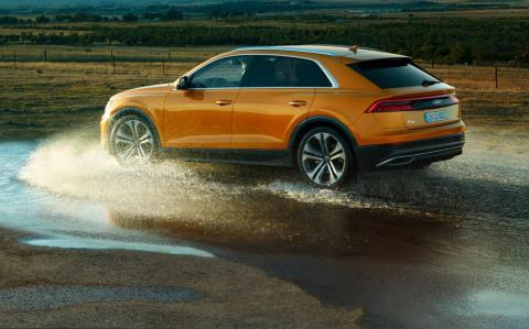 Q perekonna uus nägu: Audi Q8